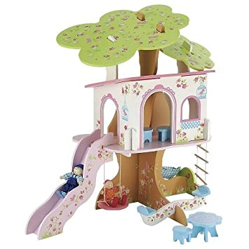 Amazoncom Early Learning Centre Rosebud Treehouse By Early