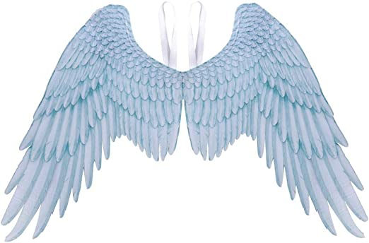 HOT SALE Angel Wings Holiday Festival Party Cosplay Costume Mardi Gras Props