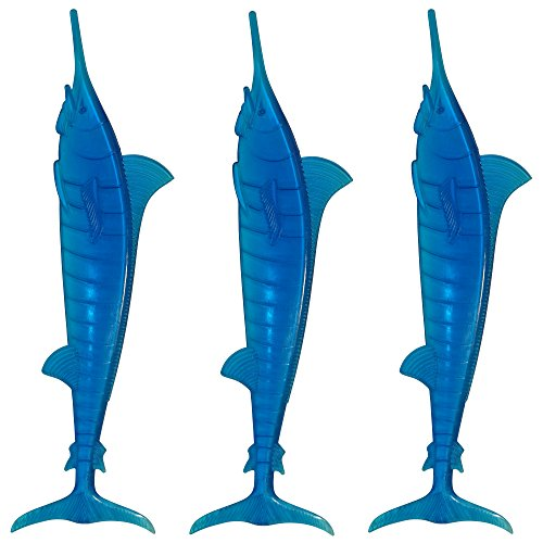 Blue Stir Sticks (Royer 6