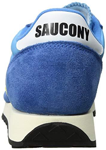 Blu Saucony Giallo Uomo Trainers Original Vintage Jazz x7w8PqvZ