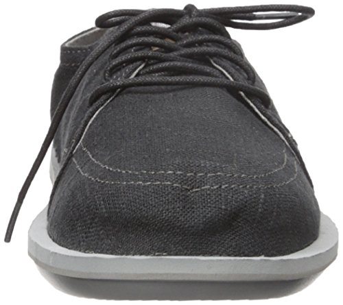 Sanuk Mens Vista Oxford Black Mens Vista Sanuk 1qT4xStUw5
