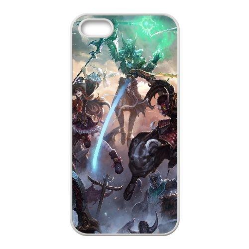 I6Z25 légendes inferno O3K8PS coque iPhone 4 4s cellulaire cas de téléphone couvercle coque blanche DM9IRB3DA