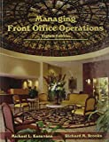 img - for Managing Front Office Operations book / textbook / text book