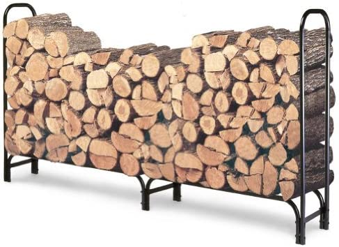 Landmann USA 8-Foot Firewood Log Rack - Sturdy Construction