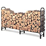 Landmann USA Landmann 82433 8-Foot Firewood Log Rack Only, 8-Feet