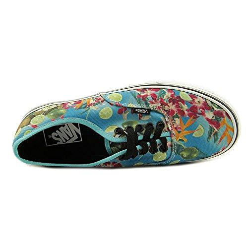 Vans Authentic Lime In Der Kokosnuss Low Top Canvas Skateboard Schuh (Limette in der Kokosnuss) Cap