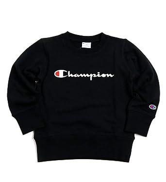 5a79602ca7469e (チャンピオン) Champion スウェット プルオーバー トレーナー ベーシック無地 キッズ ユース 100cm 110cm 120cm 130cm