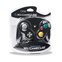 Gamecube/Wii Controller (black) [Electronics]