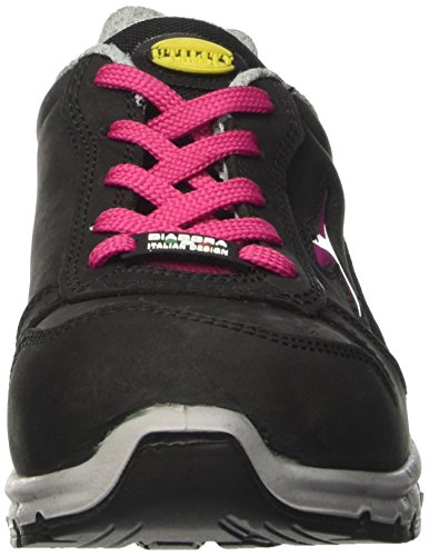 Fucsia Eu Chaussures Low S3 Mixte De Run Travail rosso Noir Adulte 36 nero Diadora q6UPw