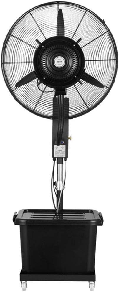 ZGYQGOO - Ventilador de pie, con 3 velocidades, Altura Regulable ...