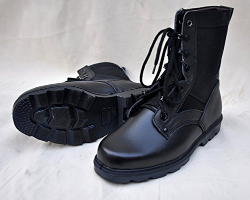 Tactical and 38 Liveinu Waterproof Boot Up Military Unisex Lace 7qRqY6HB