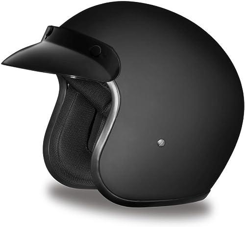 Daytona Helmets Motorcycle Open Face Helmet Cruiser