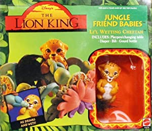 Amazon Com Disney S The Lion King Jungle Friend Babies Li