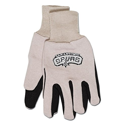 NBA San Antonio Spurs Two-Tone Gloves, - Outlets Antonio Stores San