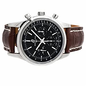 Breitling Transocean automatic-self-wind mens Watch AB015212/BA99 (Certified Pre-owned)