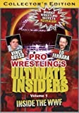 Pro Wrestlings Ultimate Insiders V1 - Inside the WWF by Vincent Russo