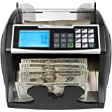 Royal Sovereign Money Counting Machine, High Speed Bill Counter, Value Counting, UV, MG, and IR Counterfeit Bill Detector, Front Load (RBC-4500)