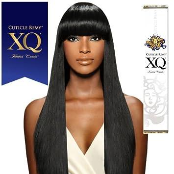 SHAKE-N-GO XQ CUTICLE REMY YAKY HUMAN HAIR