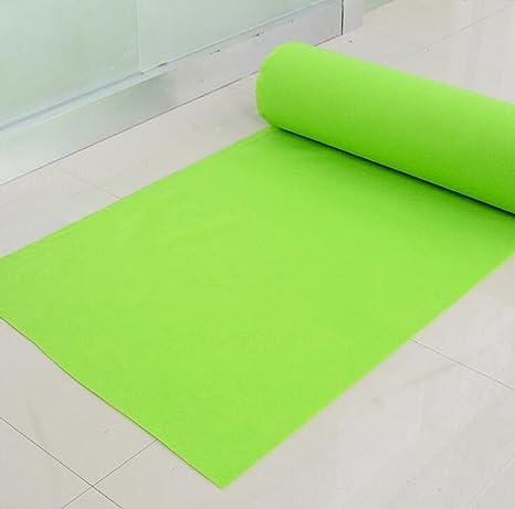 Can You Dye Carpet >> Amazon Com Wenbo Home Carpet Wedding Carpet One Time Color