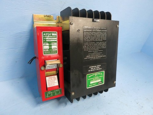 etin 940 100A Automatic Transfer Switch 480V 100 Amp ATS (100a Automatic Transfer Switch)