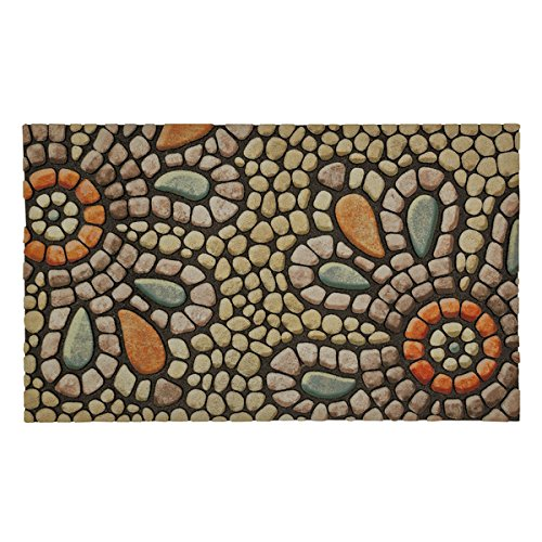 - Mohawk Home Doorscapes Bohemian Pebble Light Mat (1'6 x 2'6)