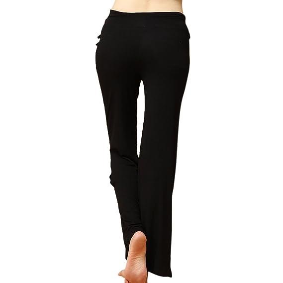 OCHENTA Pantalones - Yoga Pants - para Mujer  Amazon.es  Deportes y aire  libre c1acc20378a8