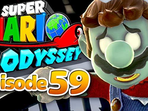 Clip: New Zombie Mario Costume! -