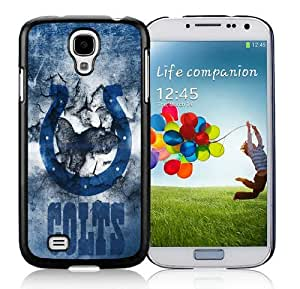 Indianapolis Colts 17_Samsung Galaxy S4 I9500 Black Phone Case Cover_24745