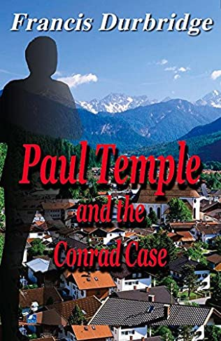 book cover of Paul Temple and the Conrad Case