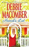 Hannah's List (A Blossom Street Novel)
