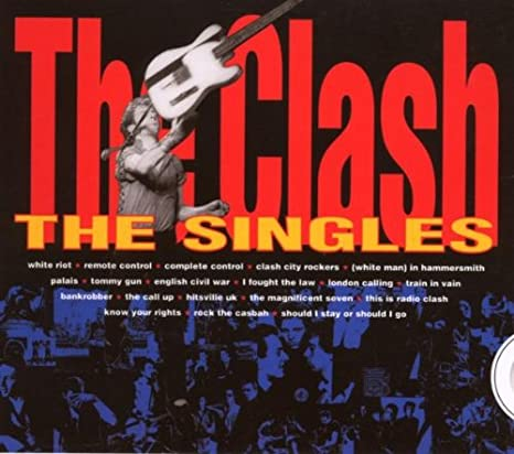 The Clash The Singles Amazon Music