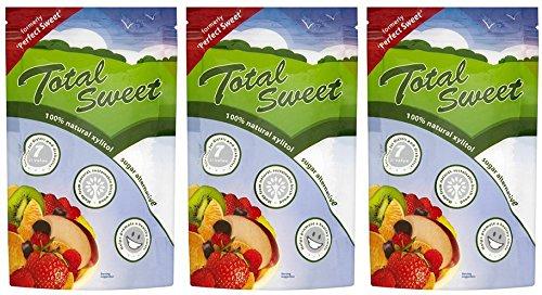 (3 PACK) - Total Sweet - Total Sweet Xylitol Sweetener | 225g | 3 PACK BUNDLE by Total Sweet