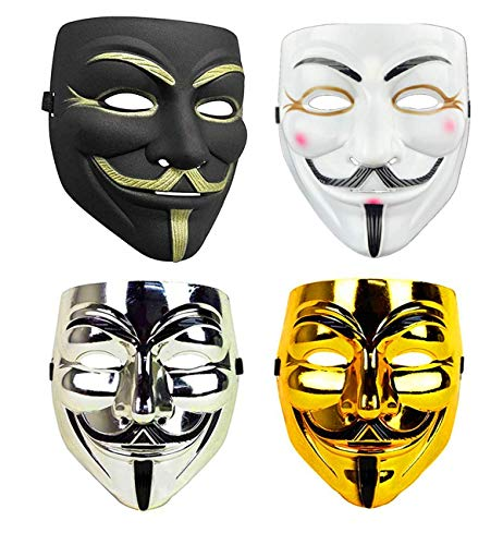 Guy Fawkes Anonymous V