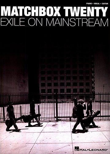 Amazon Matchbox Twenty Exile On Mainstream Songbook Ebook