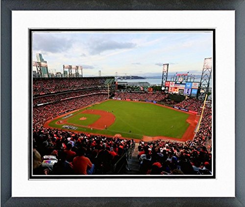 (MLB AT&T Park San Francisco Giants 2014 World Series Stadium Photo (Size: 12.5