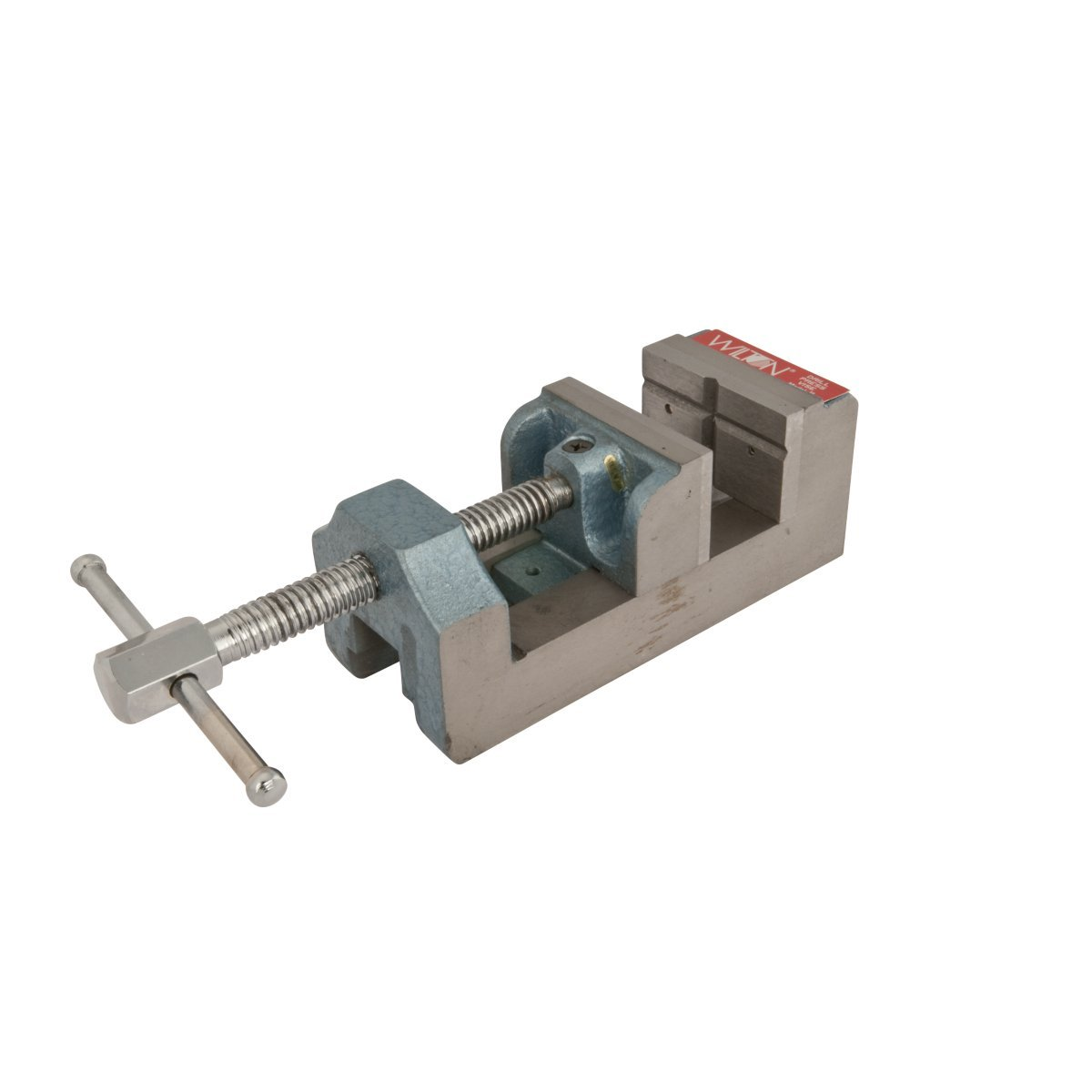Wilton 12860 Drill Press Vise Continuous Nut 3-Inch Jaw Width 3-1//8-Inch Jaw Opening