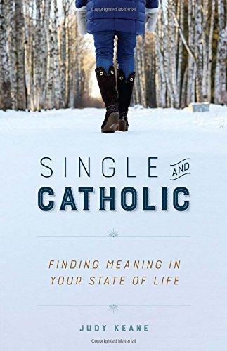 Single Catholic Finding Meaning State product image