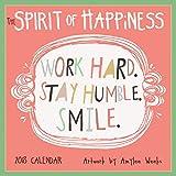 Spirit Of Happiness - Artwork By Amylee Weeks 2018 Mini Calendar (CS0210)