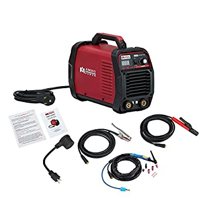 Amico 185 Amp Lift-TIG/Stick/Arc Welder 115 & 230V Dual Voltage Welding ST-185