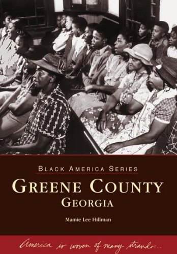 Greene County, Georgia, follows the lives of a people once burdened by the yoke of slavery through their struggles and important accomplishments of today. Located 80 miles east of Atlanta, Greene County is a place with a history rooted in faith. It w...