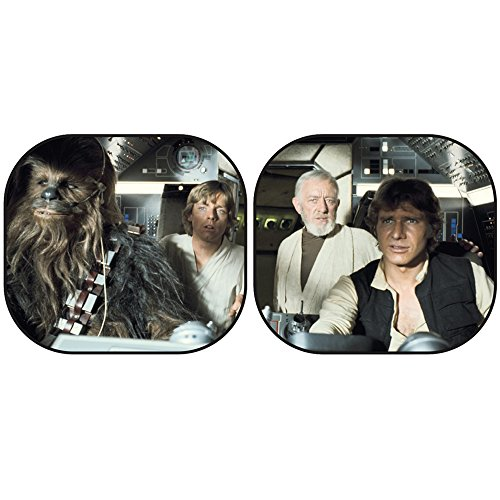 Star Millennium Falcon Spring Sunshade product image