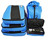 Packing Organizers - Clothing Cubes Shoe Bags Laundry Pouches For Travel Suitcase Luggage