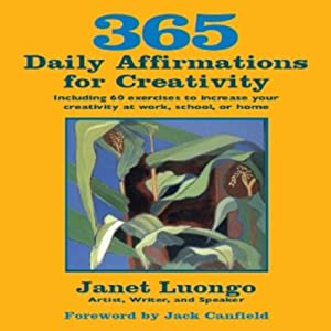 365 Daily Affirmations for Creativity Audiobook