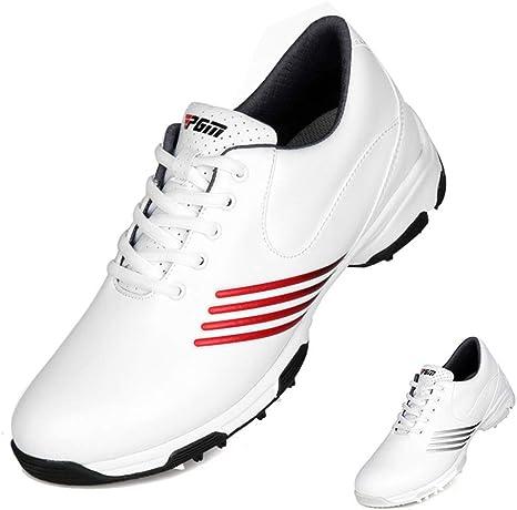 GRASSAIR PGM Zapatos de Golf de Mujer, Zapatos Deportivos ...