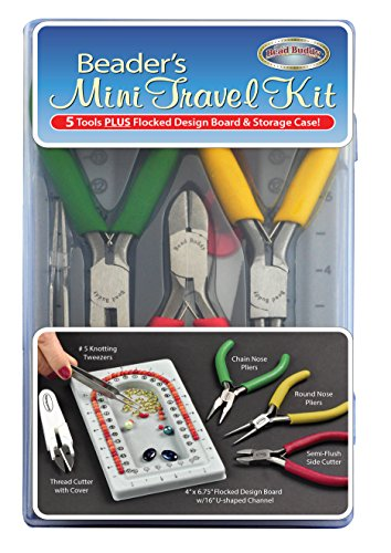 Bead Buddy Beader's Mini Traveler Kit by Bead Buddy