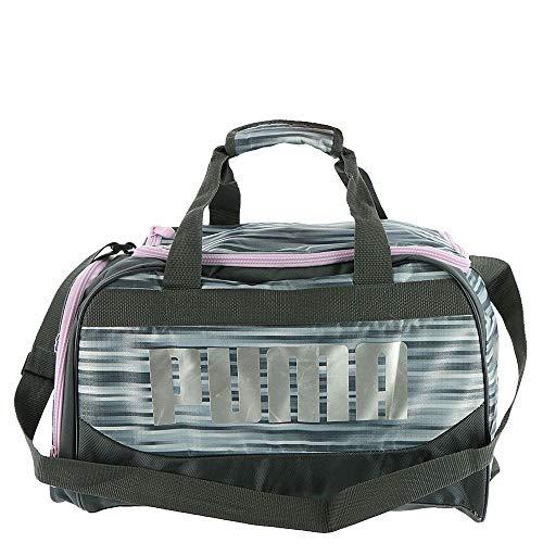 Puma Women's PV1678 Dispatch Duffel Bag Dark Grey