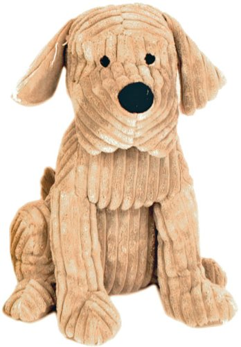 Take Me Home Cute Dog Door Stop Chunky Cord Ribbed Dog
