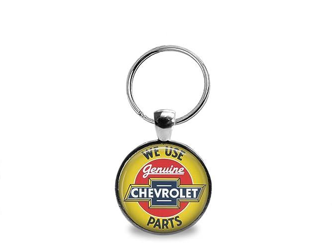 Chevy Keychain Colorcard De