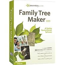 Family Tree Maker 2010 Deluxe