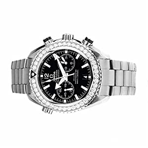 Omega Seamaster Planet Ocean automatic-self-wind mens Watch 232.15.46.51.01.001 (Certified Pre-owned)